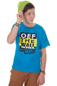 Vans Skatey Eight T-Shirt kids (turquoise)