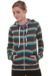 Vans Coasting Stipe Zip-Hoodie girls (navy)