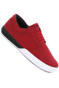 Supra Hammer Canvas Shoe (red)