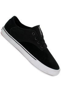 Supra Pistol Suede Shoe (black white)
