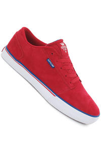 Supra Amigo Suede Schuh (red navy white)