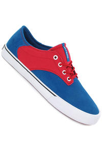 Supra Pistol Suede Schuh (royal blue red)