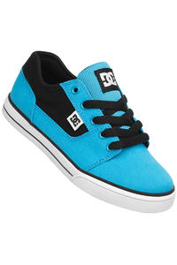 DC Bristol Canvas Schuh kids (turquoise black)