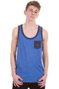 DC Contra Pocket Tank-Top (olympian blue)