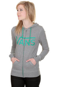 Vans Path Zip-Hoodie girls (grey heather)