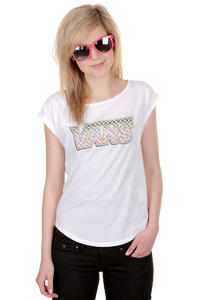 Vans Flag T-Shirt girls (white)