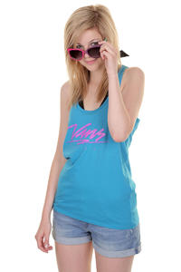 Vans NYC Tank-Top girls (carnel bay)