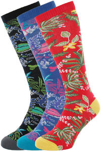 Vans Broloha Socks 3er Pack US 10-13  (multi)