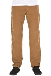 Carhartt Skill Pant Hubbard Pants (carhartt brown stone washed)
