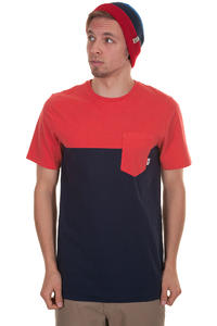 Vans Burke T-Shirt (reinvent red eclipse)