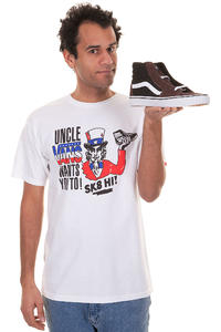 Vans Uncle T-Shirt (white)