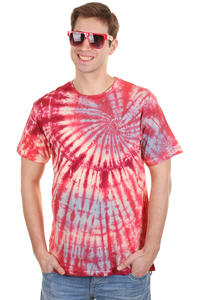 Fallen Gerlach T-Shirt (cordovan tie dye)