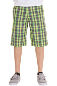 Vans Lelond Shorts (lime punch)