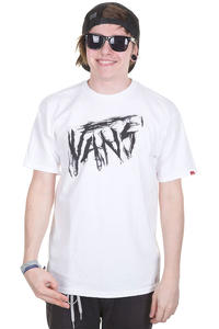 Vans Scratcher T-Shirt (white)