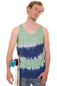 Fallen Gerlach Tank-Top (chlorine stripe)
