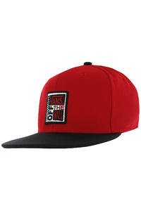 Vans AV Futurepast Snapback Cap (reinvent red)
