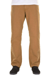 Carhartt Bronco Pant Hubbard Jeans (carhartt brown stone washed)