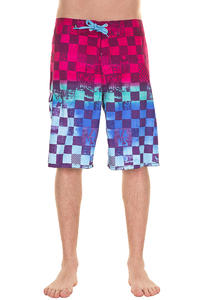 Vans Off The Wall Boardshorts (blue fade scan check)