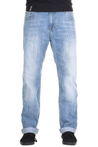 Carhartt Slim Pant Carmel Jeans (blue pier washed)