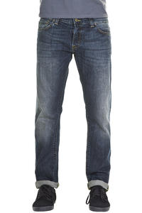 Carhartt Buccaneer Pant Hanford Jeans (blue torn washed)