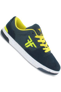 Fallen Seventy Six Shoe (midnight blue fluro yellow)