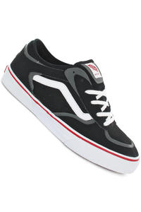 Vans Rowley Pro Schuh (black white red)
