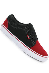 Vans Chukka Low Shoe (scarlet black)