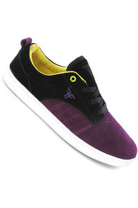 Fallen Derby Schuh (black black plum)