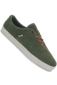 Fallen York Shoe (surplus green saddle brown)