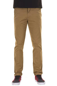 Carhartt Sid Pant Lamar Hose (carhartt brown light stone washe)
