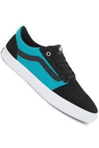 Vans Lindero Suede Schuh (black cyan)