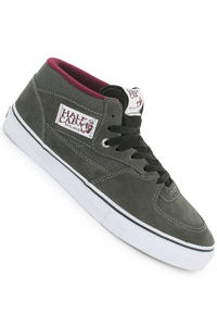 Vans Half Cab Pro Shoe (charcoal burgundy)