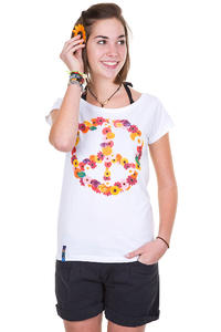 Aeme Blumenkind T-Shirt girls (white)