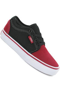 Vans Chukka Low Shoe kids (scarlet black)