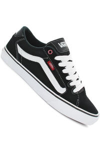 Vans Faulkner Schuh (black white white)