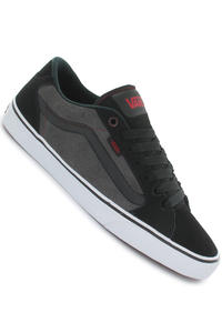 Vans Faulkner Schuh (black charcoal red)