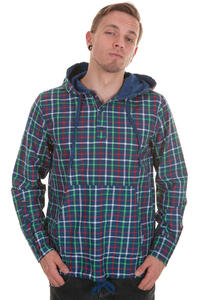 Record Panchapancho Jacket (dark blue green)