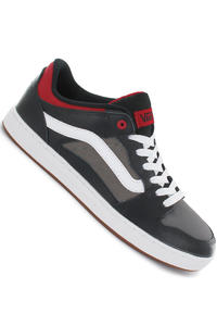 Vans Baxter Leather Schuh (black chili)