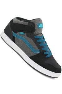 Vans Edgemont Shoe (charcoal black blue)