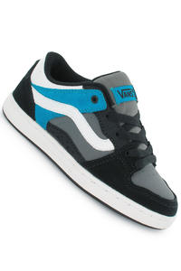 Vans Baxter Leather Schuh kids (black hawaiian ocean)