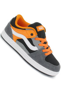 Vans Baxter Leather Schuh kids (pewter autumn glory)