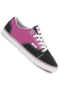 Vans Kress Shoe girls (2 tone black magenta white)