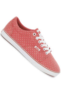 Vans Kress Shoe girls (washed dots coral white)