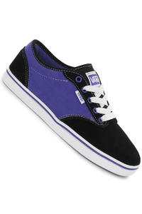 Vans Preston Shoe girls (black liberty white white)