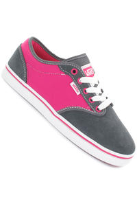 Vans Preston Schuh girls (dark grey magenta white)