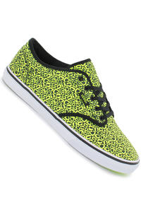 Vans Atwood Low Schuh girls (neon yellow black)