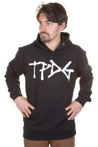 TPDG SUPPLIES CO. Logo Hoodie (black)