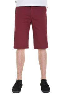 TPDG SUPPLIES CO. Melrose Shorts (red wine)