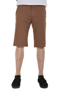 TPDG SUPPLIES CO. Melrose Shorts (dark brown)