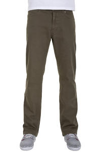 TPDG SUPPLIES CO. Nostrand Jeans (dark brown)